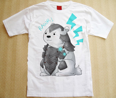 Volibear t-shirt by linkitty