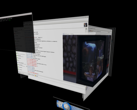 compiz cube by dvl2k6