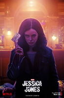 Jessica Jones (2015) - TV Poster by CAMW1N