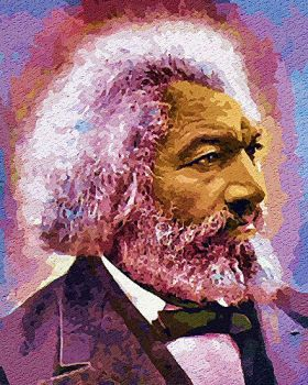Frederick Douglas by peterpicture