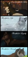 DoTW - Thankful for Us by FaIIenShadows