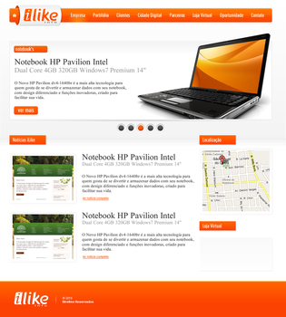 Interface iLike Info by Clevertonsmo