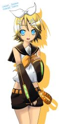 Collab: Kagamine Rin by Kouken by Icetrix