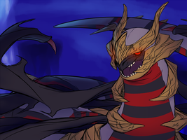 Giratina by Jubilations