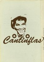 Cantinflas by donkolondoy