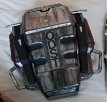 ODST Backpack by ManAtArmsProps