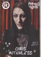 MIW Chris Motionless by PyroWolf573