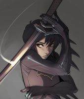 Where Does Cassandra keep Getting Swords? by Psuede
