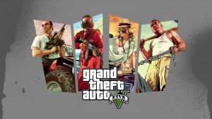 Grand Theft Auto V 2013 Wallpaper (1920x1080) by CREEPnCRAWL
