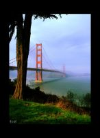 + Golden Gate by silentglaive