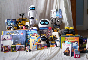 My WALL-E Collection 3 by Fishlover