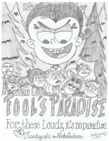 Fool's Paradise Poster by CandyRandy7D