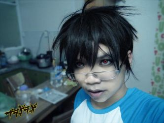 Staz Charlie Blood from Blood Lad by DaisukeTodomeku