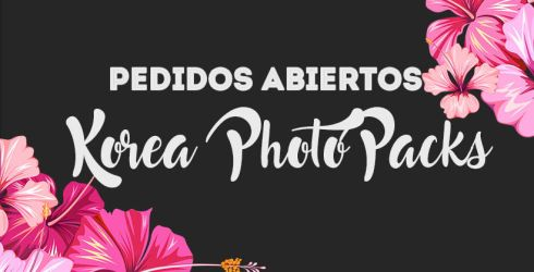 -Pedidos Korea PhotoPacks by WithoutTheLove-Music