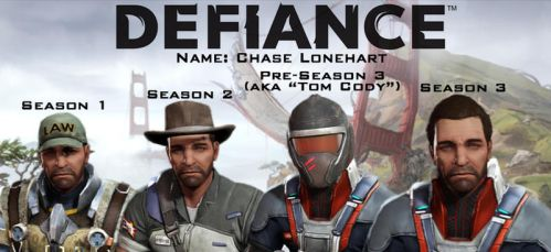 Defiance: Chase Lonehart (Updated) by codebreaker2001
