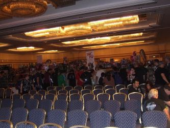 Packed convention by Crash-the-Megaraptor