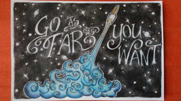 Go as Far as You Want by Decuca
