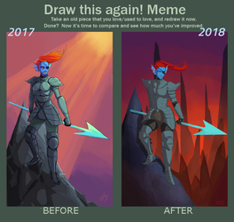 Improvement meme by PancrythePancreas5