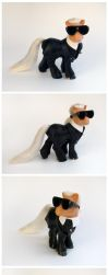 My Little Karl Lagerfeld by Spippo
