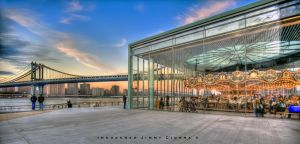 Janes Carousel by Inno68