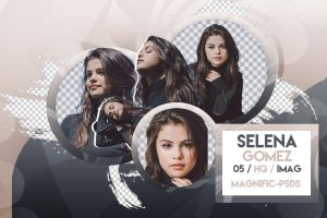 +Pack Png - Selena Gomez by Magnific-Pngs