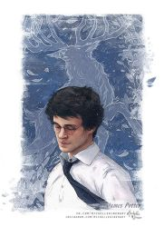James Potter by Michelle-Winer