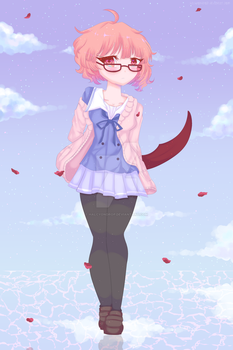 Beyond the Boundary by halcyondrop