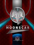Moonscar - Book 1 cover by ShaozChampion