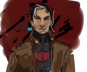 jason peter todd by Natie15
