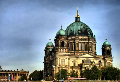Berliner Dom by semeniuc