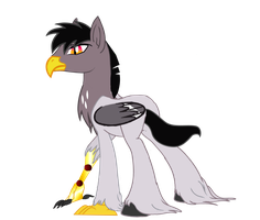 Hippogriff Adopt (Auction!) -Discount- by Owl-Parchment