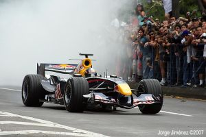 Red Bull Racing F1 - Crowd by 6th-gear