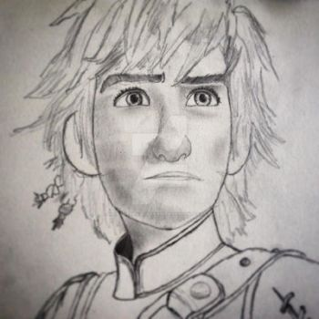 Hiccup Horrendous Haddock III [HttyD2] - Day 1 by NickTheDragonTrainer