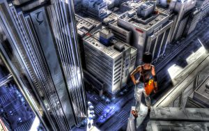 Mirror's edge HDR wallpaper by ROM1GTO