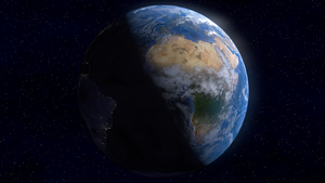 Earth by omercan1993
