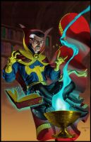 Doc Strange Colored by statman71