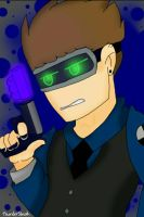 Future Tom (EDDSWORLD) by CaramelCoconut