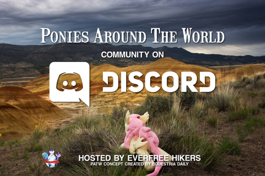 Everfree Explorers (Ponies Around the World) Group by FluttershyHiker