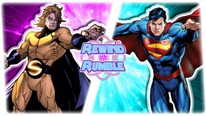RR|616 Sentry vs. Post Crisis Superman by Vex2001