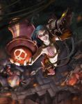 Jinx The Loose Cannon (League of Legends) by DamXVilla