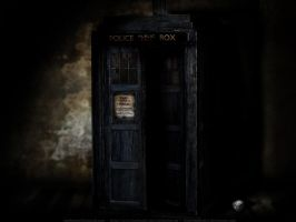 Dead Tardis - by Steelgohst by steelgohst