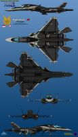 IFX-35G (Electric) Cygnus - TNI-AU by haryopanji