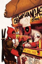 deadpool kills deadpool 2 by m7781