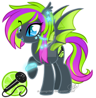 Canon-style Limelight by Diigii-Doll