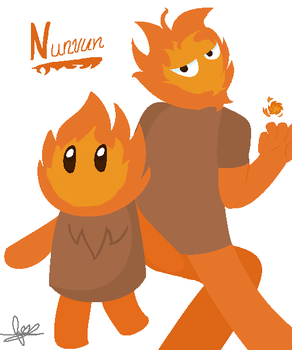 (AT) Nunvun by Usagui12