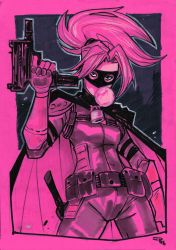 Hit-Girl by DenisM79