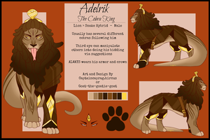 PA: Adelrik Ref by Goat-the-Goatie-Goat