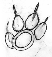 Paw logo thing by Cowlinator