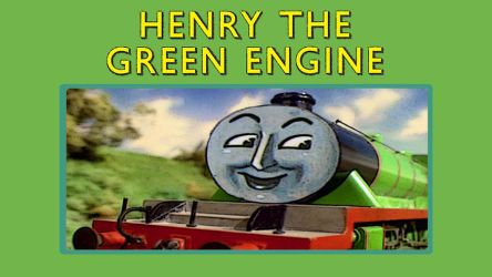 Henry the Green Engine by JeffreyKitsch