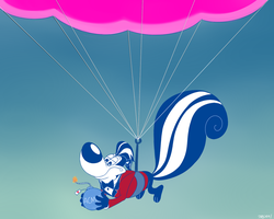 Pepe Le Pew by trc001